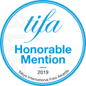 Tokyo International Foto Awards - Honorable Mention winner